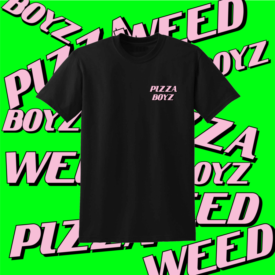pizza and weed black 1-01
