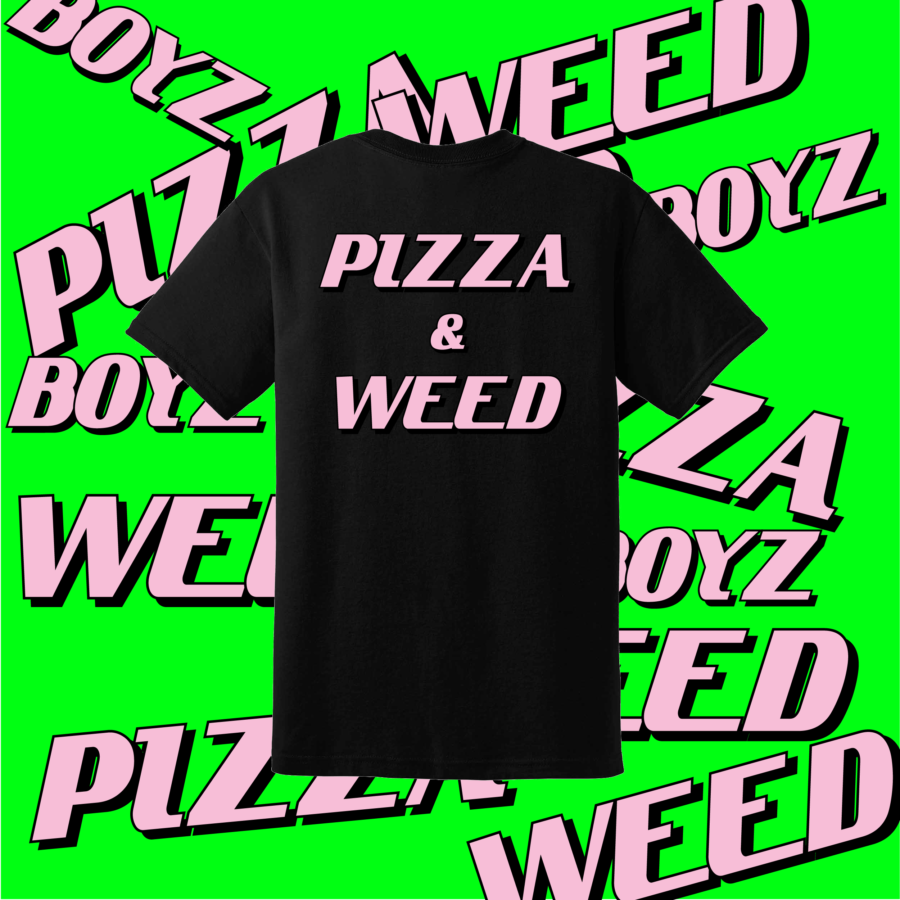 pizza and weed black 2-02